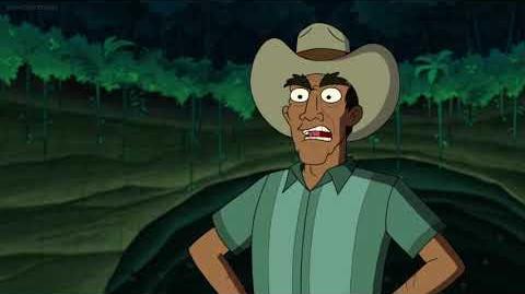 "CRV Scrooge McDuck Says ""Bah Humbug"" to La Sombra"