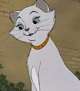 Duchess in The Aristocats
