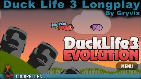 Duck Life 3 Evolution - Longplay Full Playthrough (no commentary)