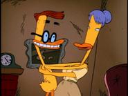 Duckman and Beatrice