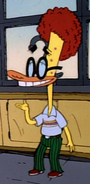 High School Duckman