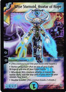 Wise Starnoid, Avatar of Hope