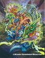 Imen=Boaro, Supreme King of Rainbowkind artwork