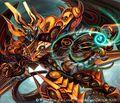 Helios Tiga Dragon artwork