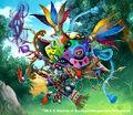 Irokero, Poison Style artwork