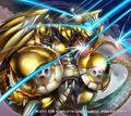 Rei Soleil, Super Divine Dragon artwork