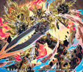 Ken Geki, Absolute Ruler ~Final Flare~ artwork