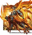 Flare Fusion Dragoon artwork
