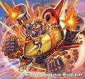 TOKKO-BOON! artwork