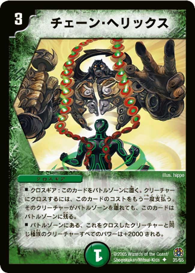 Chain Helix