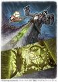 Dokeidaimos, Misfortune Demon 01 and Alex Gears artwork