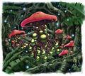 Poisonous Mushroom artwork
