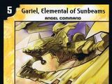Gariel, Elemental of Sunbeams