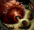 Dew Mushroom artwork