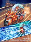 The Bike, Runaway - Bunbun Burst artwork