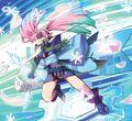 Yuunagi, Hidden Earth Fairy artwork