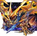 Dragirias, Explosive Dragonic Phoenix artwork