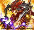 Magmadragon Crimson Thunder artwork