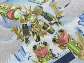 Duel Masters Cross Shock: Advent of Five Star