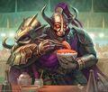 Vader, Dark Armor new artwork