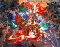 Shrubamie, Flame Actor artwork