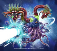 Leoboltelne, Hybrid Ice Cannon artwork
