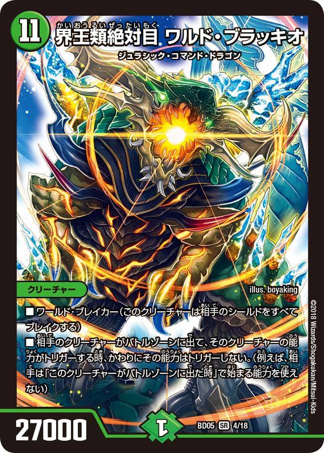 Wald Brachio, Absolute World King