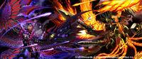 Zero Phoenix and Infinity Phoenix