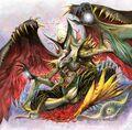 Ballom Quake, Lord of Demons artwork
