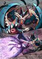 Ballom, Lord of Demons and Ballom Cannon artwork