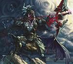 Sinister General Damudo artwork