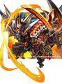 Bolbalzak Sword Flash Dragon artwork