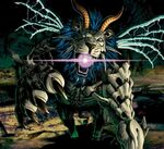 Deathliger, Lion of Chaos artwork