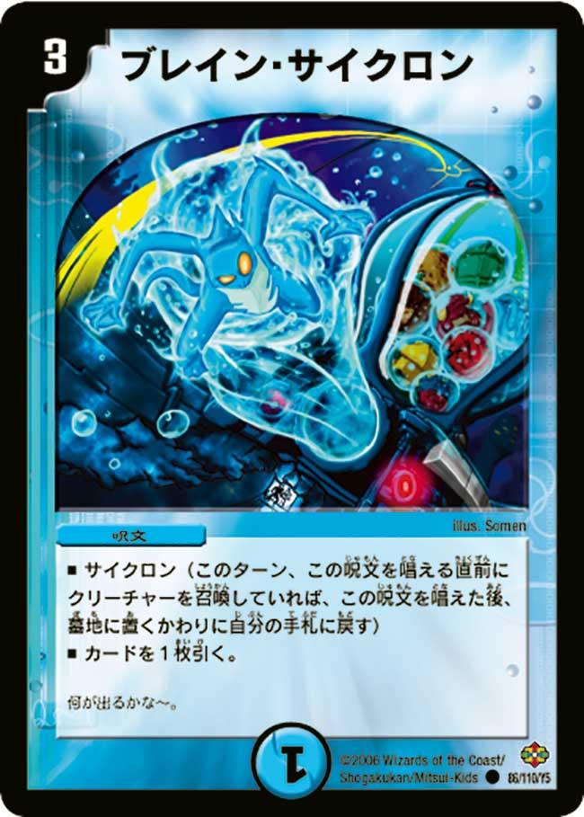 Brain Cyclone