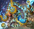 Planet Phystachio, Apocalyptic Dragonic Spirit artwork