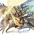 Shiden Galaxy, Super Champ artwork