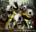 Acid Reflux, the Fleshboiler artwork