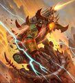 Dondongyas, Raging Dragon Spirit Tree artwork