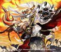 Leoldo, Divine Shield Sage artwork