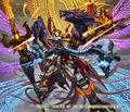 Violence Thunder, Extreme Dragon Wizard artwork