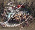 Bell Hell De Jackson, Monstrous Reaper artwork