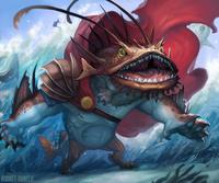 Coanco, Big Pirate artwork