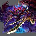 Zero Phoenix, Phoenix of Darkness artwork