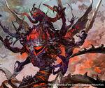 Basoabisu, Abyss Demon Dragon artwork