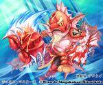 Demethai, Oni Motion Soldier artwork