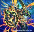 Aegis Boost, Matchless Dragon Saint artwork