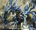 Shining Nova, Dragon Flame Phoenix artwork