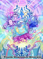 Team Tech's Wave Go! artwork