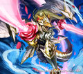 Red Rose, Crimson Dragon Elemental artwork