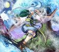 Rei Lin, the Smile Fairy artwork